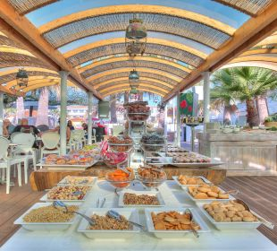 Breakfast Ushuaia Ibiza Beach Hotel - The Tower / The Club