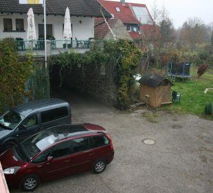 Innenhof Faxe Schwarzwälder Hof Waldulm