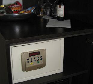 Safe in Laptopgröße Berghotel Ilsenburg