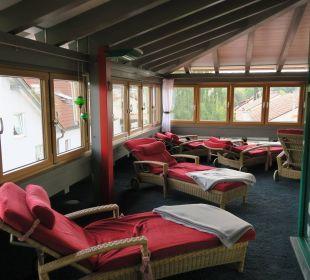 Ruheraum Kneipp- und WellVitalhotel Edelweiss