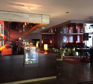 Blick in Harry´s New York Bar Dorint Hotel am Heumarkt Köln