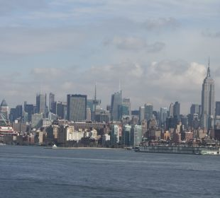 Blick on Manhatten by Day Hotel Hyatt Regency Jersey City On The Hudson