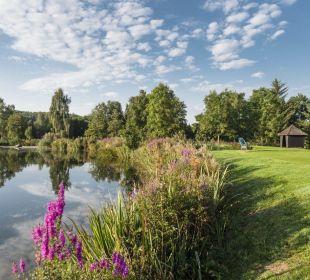 Hoteleigener 27-Loch Golfplatz  Der Öschberghof