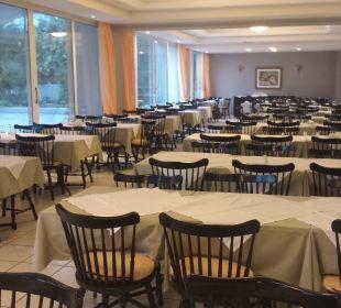 Aug 16 - Speiseraum Hotel Elea Beach