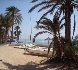 Strand am Hotel Hotel Sidi Slim
