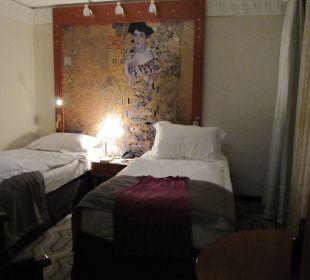 Zimmer 317 zum Innenhof Hotel Am Konzerthaus - MGallery collection