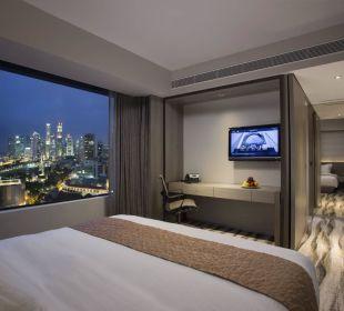 Studio Room Carlton Hotel Singapore