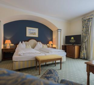Doppelzimmer De Luxe Grand Park Hotel Health & Spa