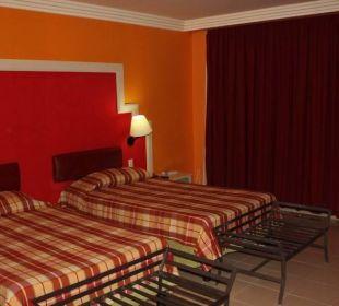 Betten Hotel Quinta Avenida Habana