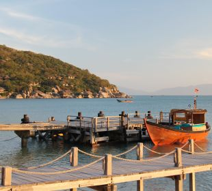 Six Senses Strandbar Hotel Six Senses Ninh Van Bay