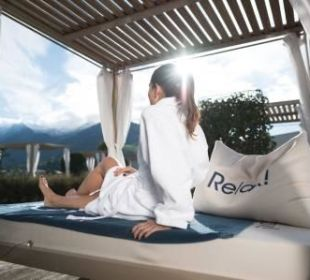 Relax! Lounge outdoor Hotel Tauern Spa Zell am See-Kaprun