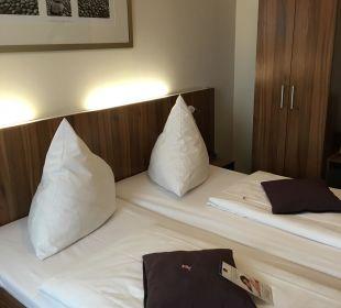 Betten Best Western Hotel City Ost