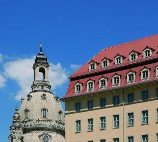Außenansicht Steigenberger Hotel de Saxe Steigenberger Hotel de Saxe