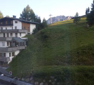Aussicht Hotel Gartnerkofel