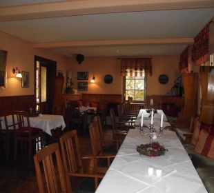 Teil vom Restaurant Ettrich's Hotel