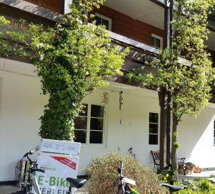 E-Bike-Verleih im naturgesund Viktoria Naturgesund Haus Viktoria