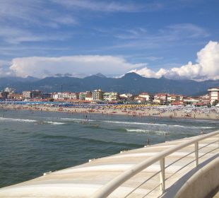 Het strand Hotel Fortunella