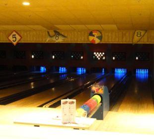 Bowlinganlage im Hotel Center Parcs Park Zandvoort Strandhotel