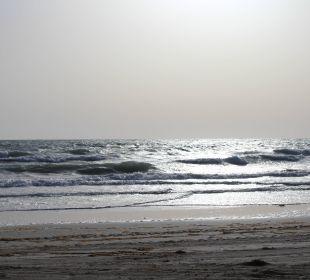Sehr schöner feiner Sandstrand Hotel Fiesta Beach Djerba