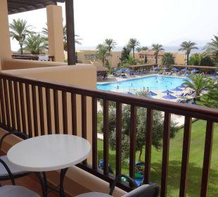 Aus einem Familienzimmer Hotel Horizon Beach Resort