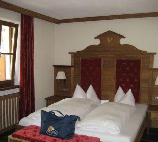 """Neues """"Kuschelnest-Zimmer"""" Alphotel Tyrol"""
