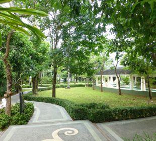 Gepflegte Anlage Hotel Mercure Koh Chang Hideaway