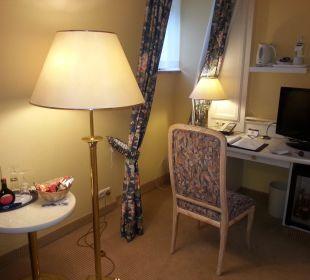 Ausreichend, TV zu klein Welcome Hotel Residenzschloss