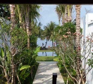 Weg zum Strand The Samaya Bali - Seminyak