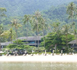 Schöner Strand Hotel Mercure Koh Chang Hideaway