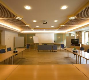 Seminarraum Ebner's Wohlfühlhotel Gasthof Hintersee