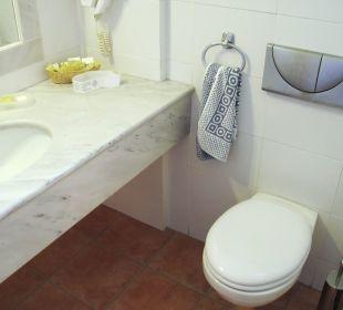 Toilette Hotel Horizon Beach Resort