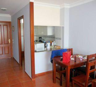 Küche Hotel Dorotea