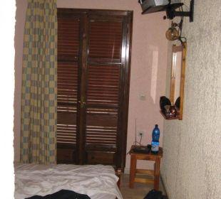 Schlafzimmer & TV-Zimmer