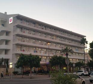 Hotel von Außen JS Hotel Sol de Alcudia