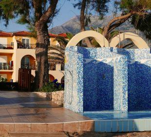 Duschanlagen - Mosaik Vantaris Beach Hotel