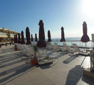 Liegefläche Hotel Atlantic Beach Club