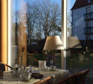 Ausblick  Seehotel Großherzog von Mecklenburg