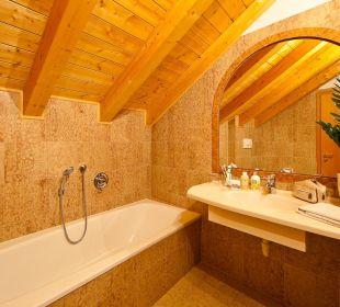 Badezimmer im Hotel Tyrol Hotel Tyrol