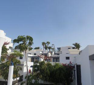 Blick über die Anlage Bungalows & Appartements Playamar