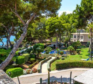 Poolbereich Hotel Bendinat