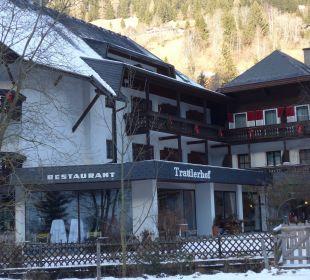 Hotel - Rückseite Hotel Trattlerhof