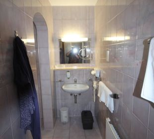 Zimmer 631 Waschgelegenheit Hotel St. Peter
