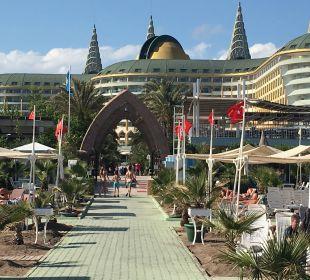 Foto vom steg Hotel Delphin Imperial