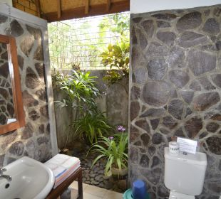 WC/Dusche Saraswati Holiday House