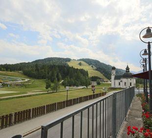 Skigebiet und Seekirchl Hotel St. Peter