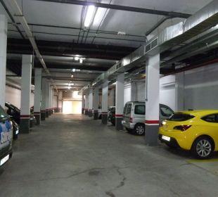 Garage Hotel Luz Del Mar