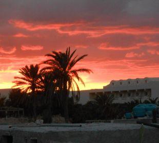Abendstimmung SunConnect Djerba Aqua Resort