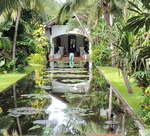 Gartenanlage Anantara Bophut Resort & Spa