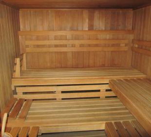 Finnische Sauna Olympia Relax Hotel Leonhard Stock