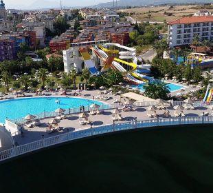 Ausblick von Zimmer Hotel Defne Defnem